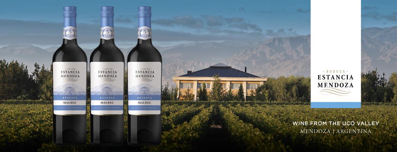 Estancia Mendoza Wines - Wine Delivered FREE delivery Estancia-Mendoza