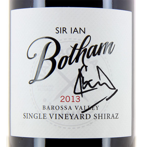 Sir Ian Botham 149-BOX-SIGNATURE