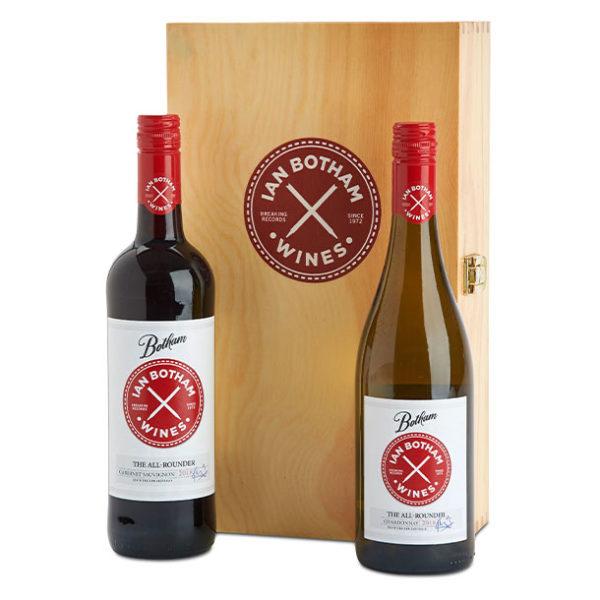Wine Gifts ALL-ROUNDER-CAB-SAV-CHARD-BOX