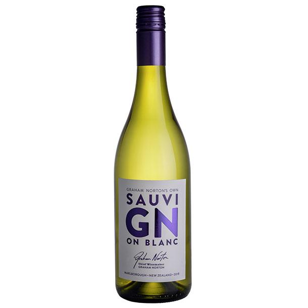 New Zealand Sauvignon Blanc by Graham Norton Sauvignon Blanc