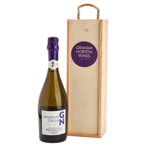 Wine Gifts Graham Norton PROSECCO BOX offer