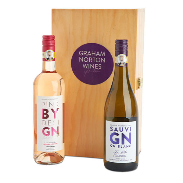 Wine Gifts Graham Norton ROSE-SAV-BLANC-TWIN-BOX