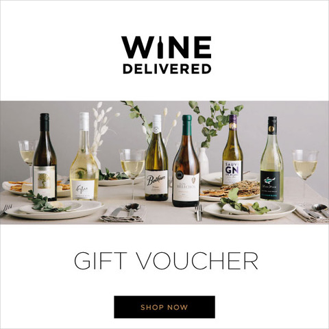 Wine Delivered gift voucher