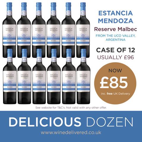 Estancia Mendoza offer 12