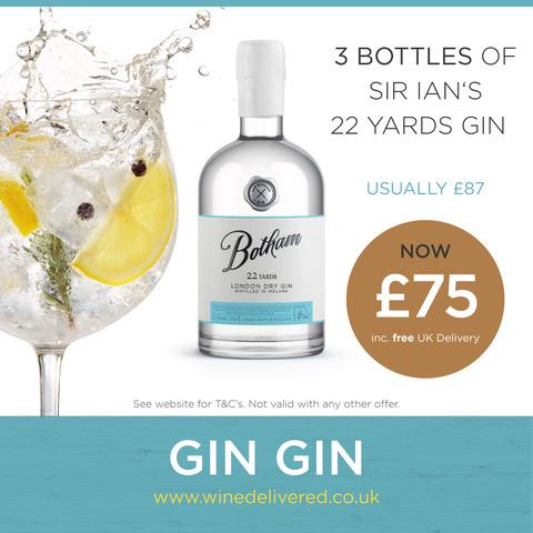 Gin Offer