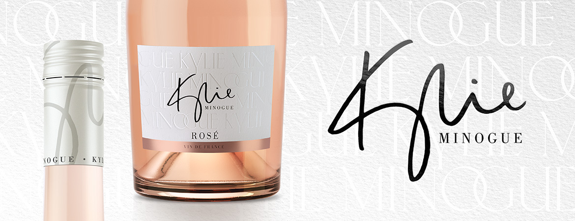 Kylie Minogue Wines FREE Online Wine Delivered