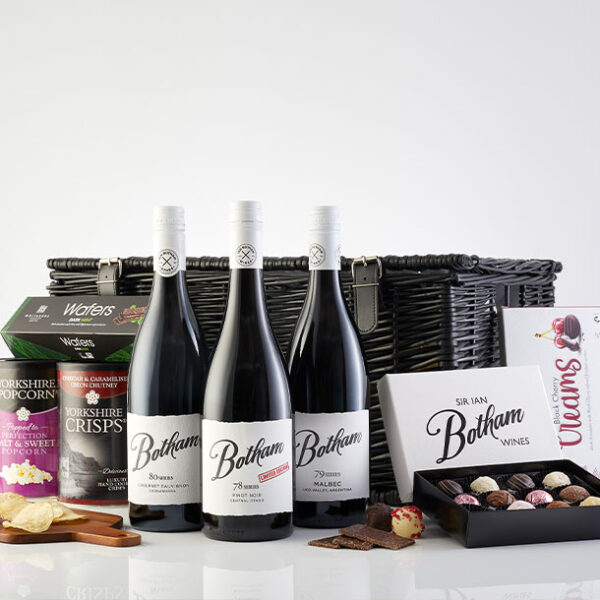 Botham red Wine Hamper