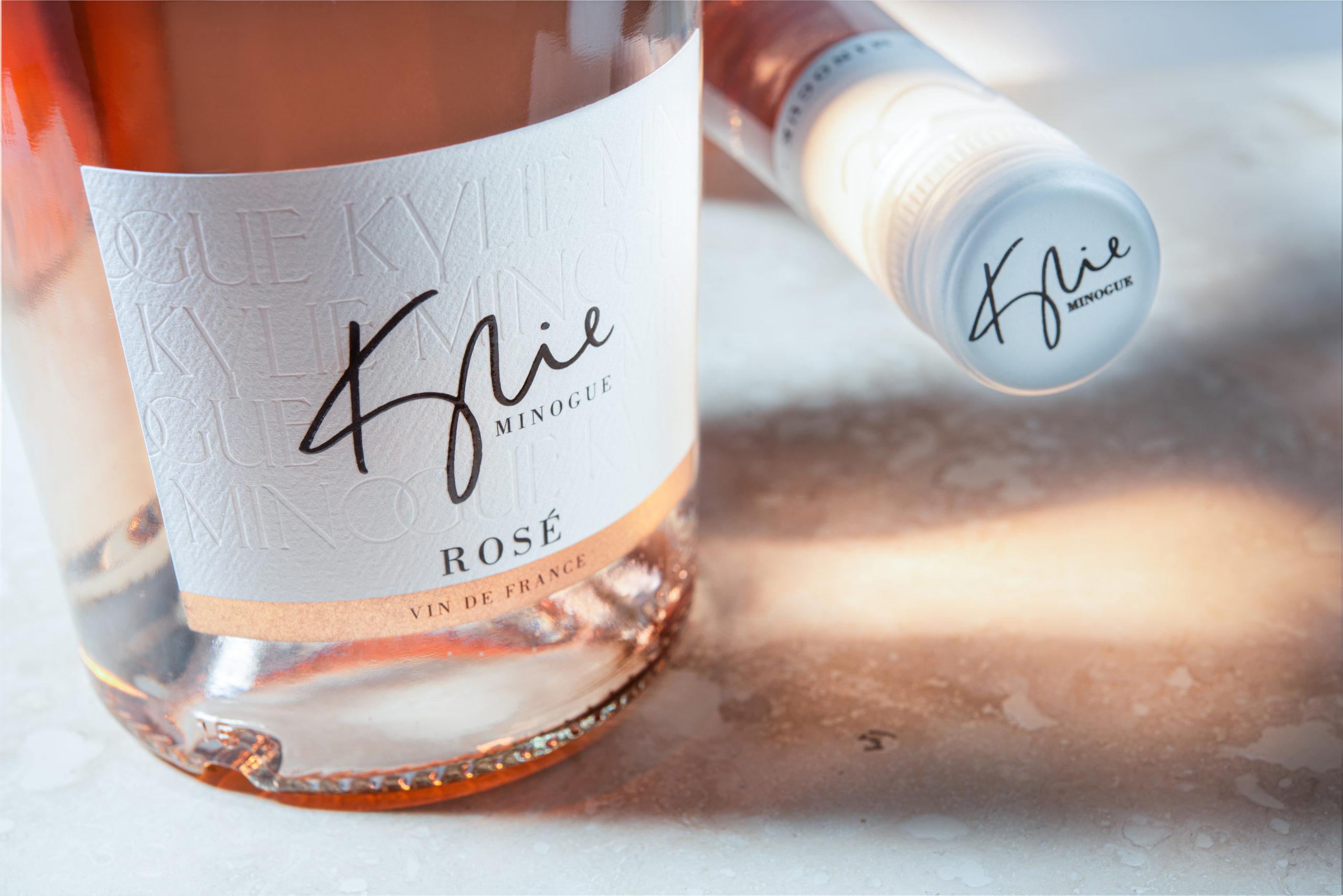 Kylie Minogue Rosé FREE Online Wine Delivered