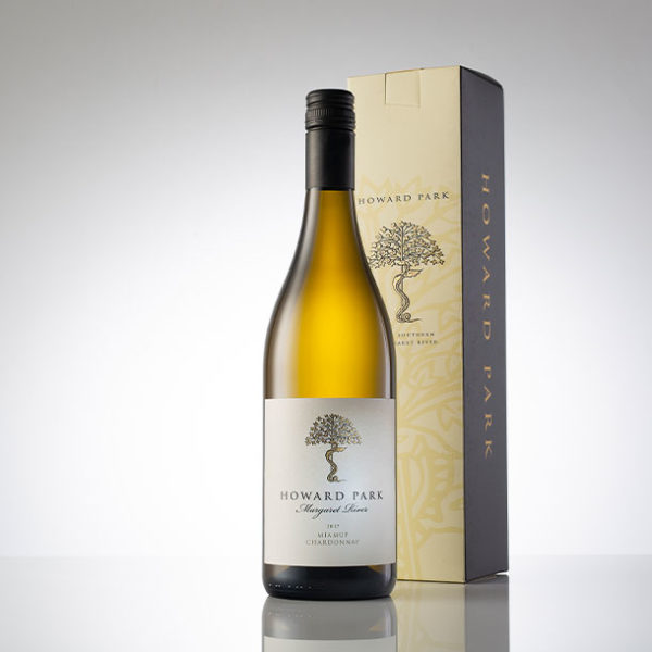 Howard Park Minaup Chardonnay with a gift box
