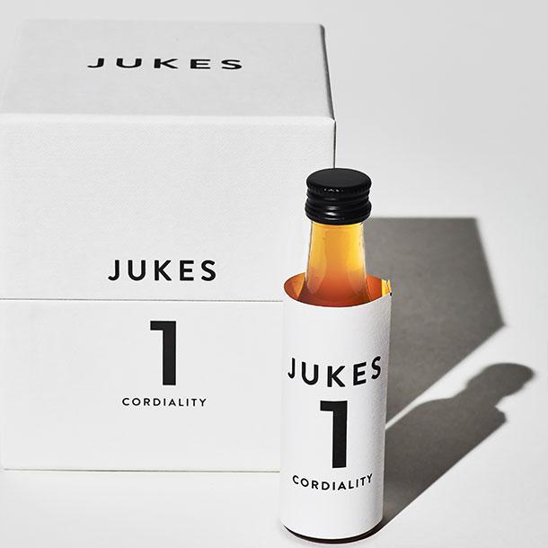 Matthew Jukes Cordiality white wine No1 neaxt to the box