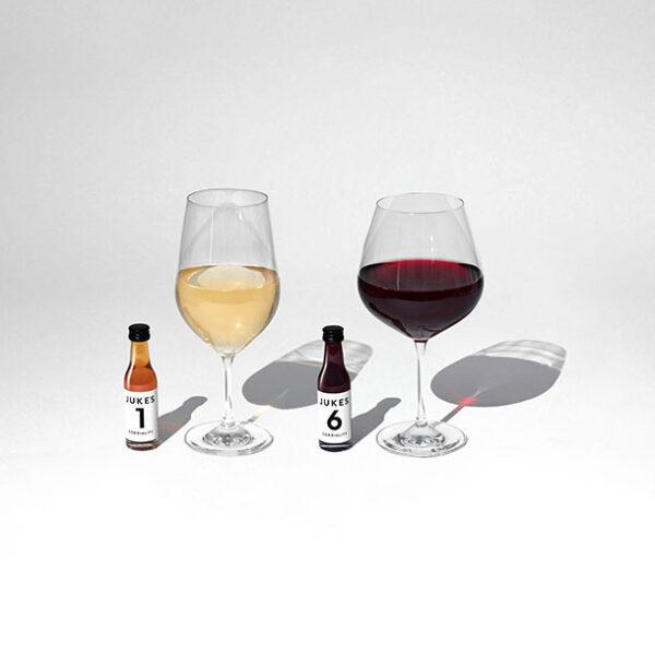 Matthew Jukes Red and White Wine