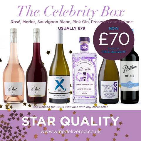 Celebrity box Summer