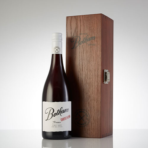 Botham Pinot Noir 78 Series with a Box