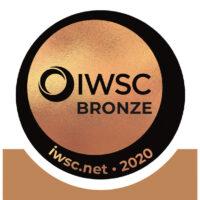 IWSC Bronze award