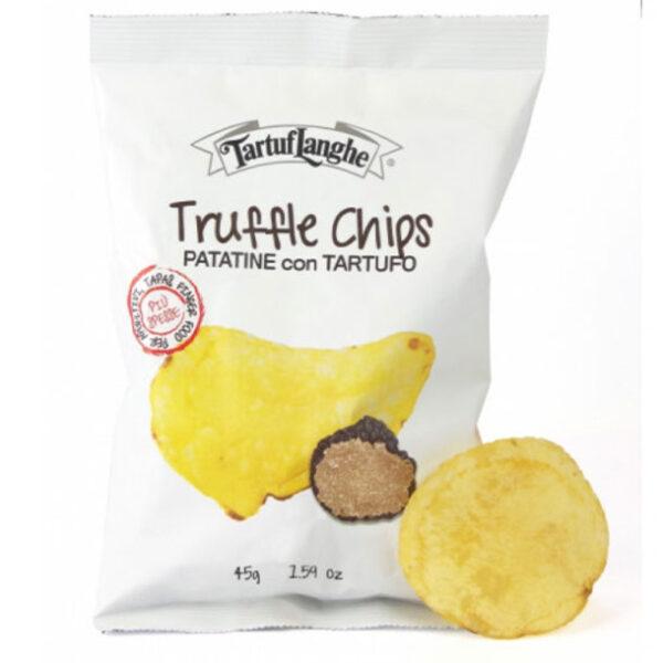 Truffle crisps