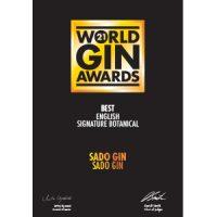 World Gin awards