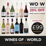 Wines of The World Mixed Dozen