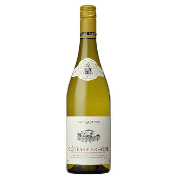 Côtes-du-Rhône Blanc - Famille Perrin,