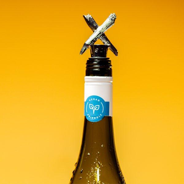 SJP Sav Blanc Bottle Stopper