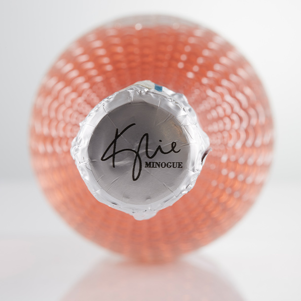 Kylie Minogue Prosecco Rose